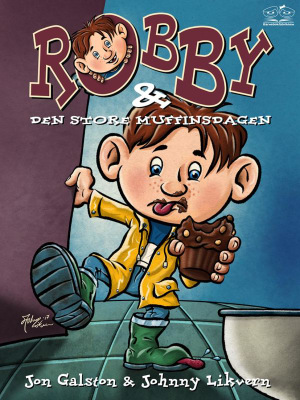 Robby & den store muffinsdagen