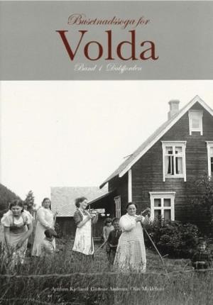 Busetnadssoga for Volda - Band 1