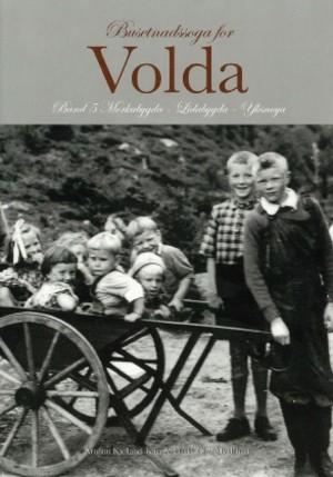 Busetnadssoga for Volda - Band 5