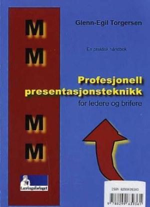 Profesjonell presentasjonsteknikk for ledere og brifere