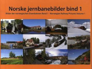 Norske jernbanebilder 2008