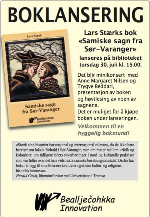 Samiske sagn fra Sør-Varanger