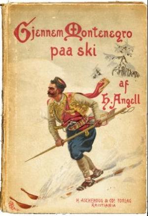 Gjennem Montenegro paa ski