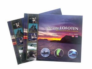 Det ville Lofoten = Wild and wonderful Lofoten