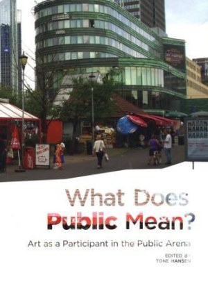What does public mean?
