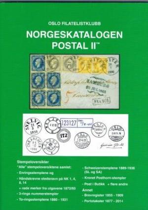 Norgeskatalogen postal II