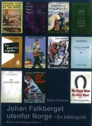 Johan Falkberget utenfor Norge