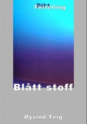 Blått stoff