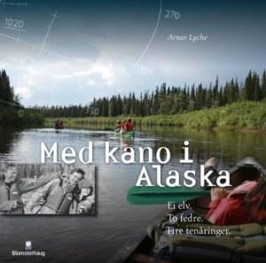 Med kano i Alaska