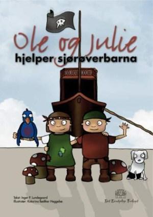 Ole og Julie hjelper sjørøverbarna