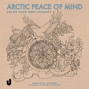 Arctic peace of mind. Color your own journey