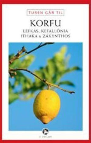 Turen går til Korfu, Lefkas, Kefallónia, Ithaka & Zákynthos