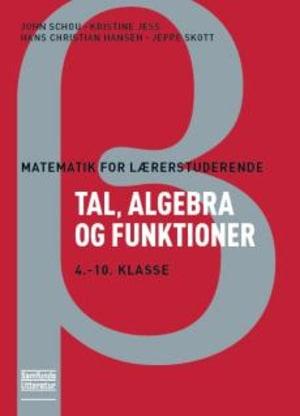Tal, algebra og funktioner 2