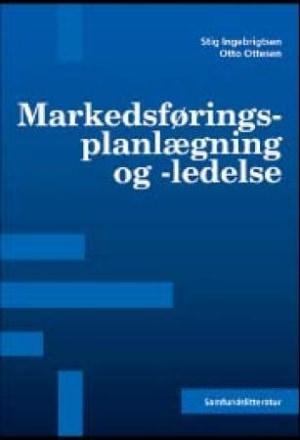 Markedsføringsplanlægning og -ledelse