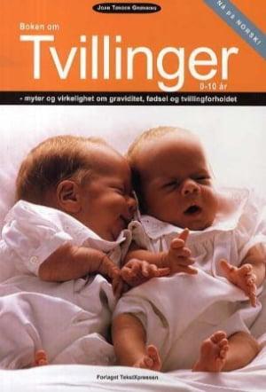 Boken om tvillinger 0-10 år