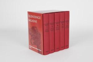 Islendingesagaene. Bd. 1-5