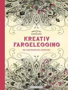 Kreativitet og mindfulness. Fargelegging som gir ro i sjelen. 100 inspirerende mønster til å fargelegge selv