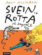 Svein og rotta på dragrace