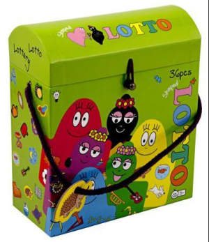 Barbapapa. Lotto