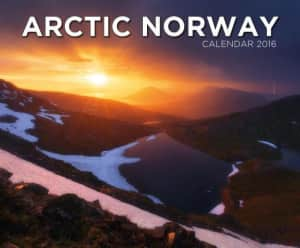 Arctic Norway. Calendar 2016
