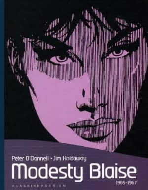 Modesty Blaise 1965-1967