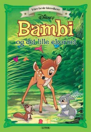 Bambi og det lille ekornet