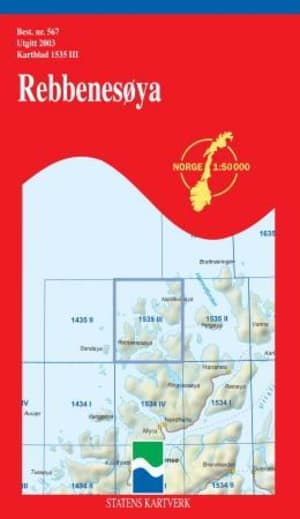 Rebbenesøya