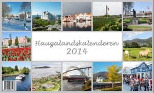 Haugalandskalenderen 2014