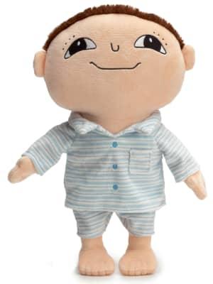 Albert Åberg dukke i pyjamas 33 cm