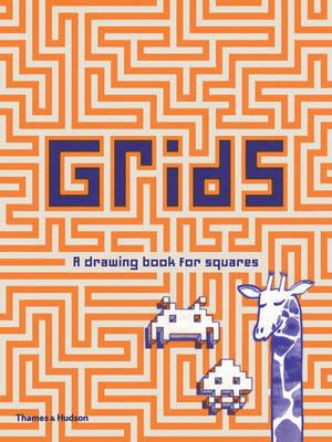 Grids for kids. A drawing book for squares