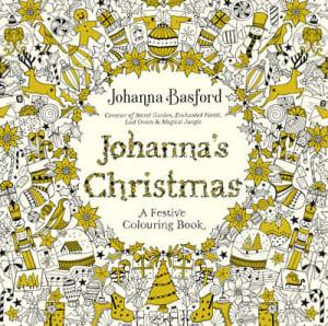 Johanna's christmas. A festive colouring book