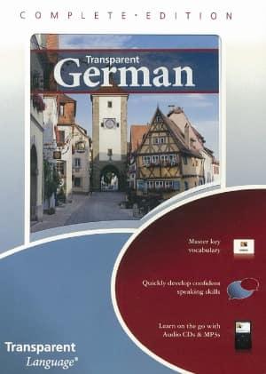 Transparent German