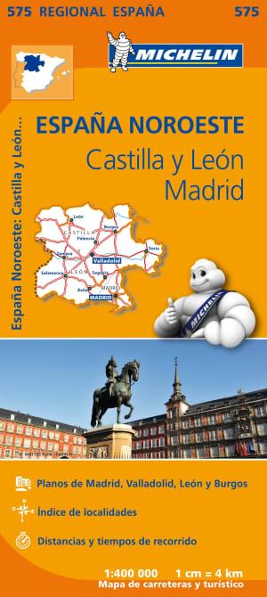 España noroeste