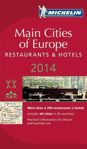 Main cities of Europe 2014