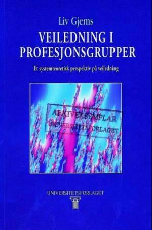 Veiledning i profesjonsgrupper