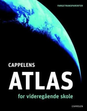 Cappelens atlas for videregående skole
