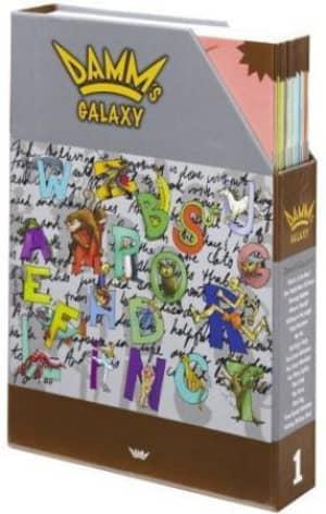 Damm's galaxy 1