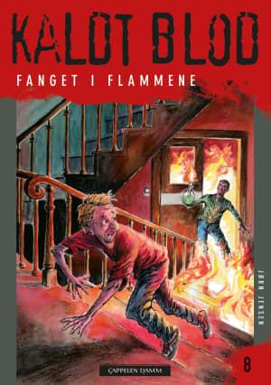 Fanget i flammene
