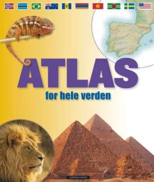 Atlas for hele verden