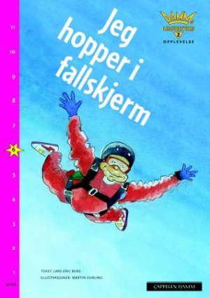 Jeg hopper i fallskjerm