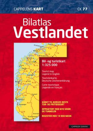 Bilatlas Vestlandet