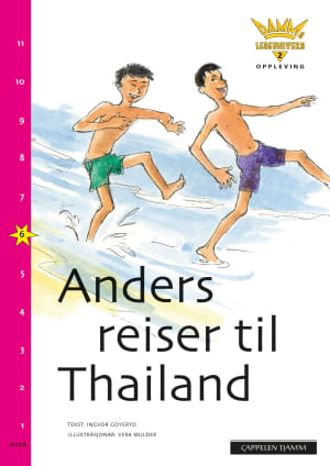 Anders reiser til Thailand
