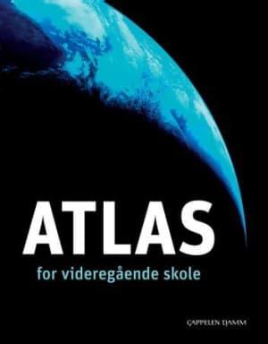 Atlas for videregående skole