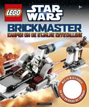 Lego. Star Wars. Brickmaster. Kampen om de stjålne krystallene