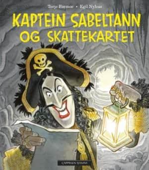 Kaptein Sabeltann og skattekartet