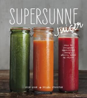 Supersunne juicer