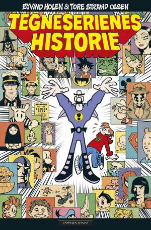 Tegneserienes historie