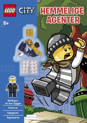 Lego city. Hemmelige agenter