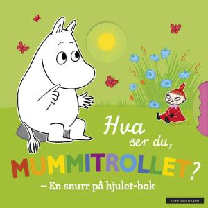 Hva ser du, Mummitrollet?