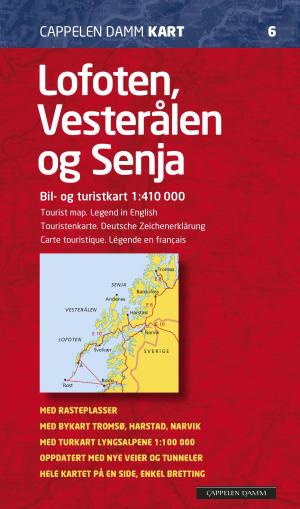 Lofoten, Vesterålen og Senja